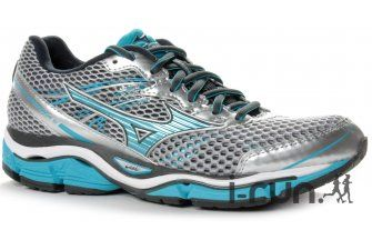 Mizuno Wave Enigma 5 W pas cher - Chaussures running femme running Route & chemin en promo