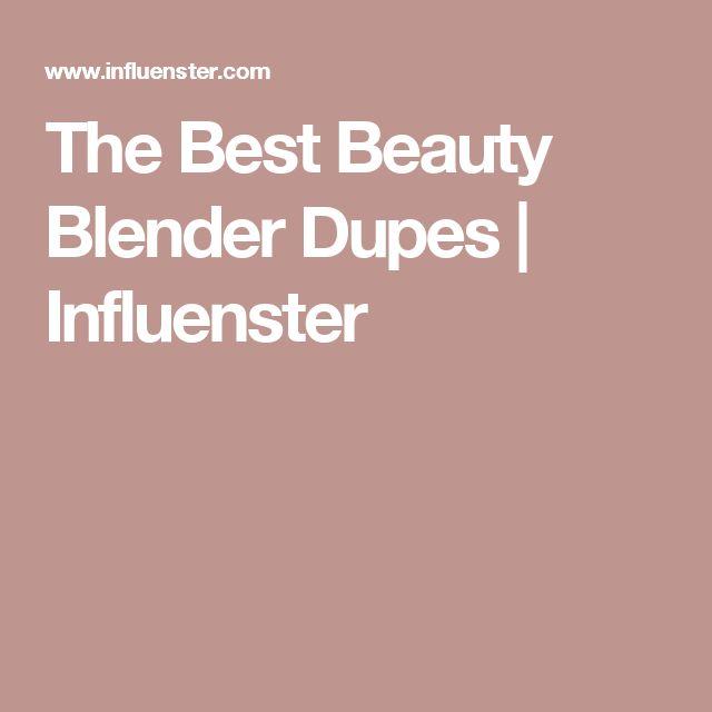 The Best Beauty Blender Dupes | Influenster