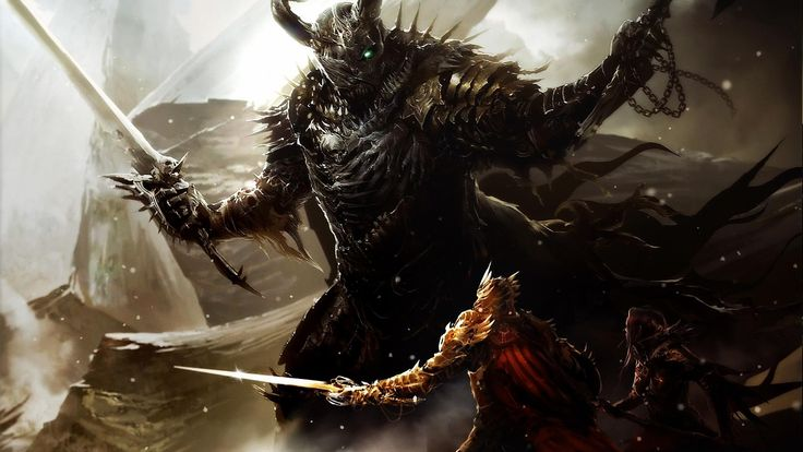 Epic Monster Fight  #Epic #Fight #Games #gaming #Monster #wallpaper #desktopwallpaper #hdwallpaper #gaming #games