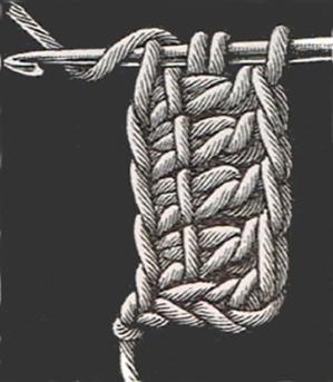 Heirloom Crochet - Vintage Crochet Stitches - DMC by aardvark1956