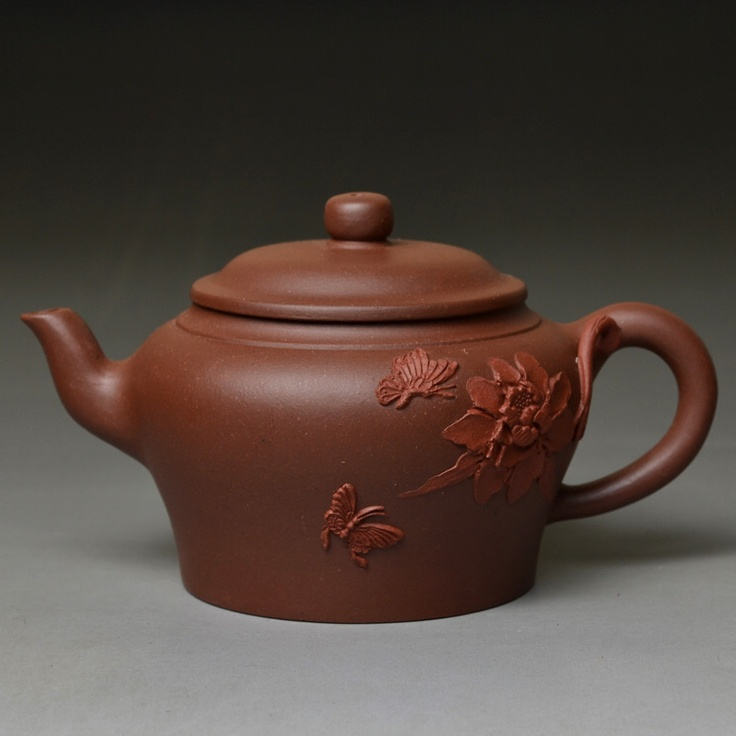Aliexpress.com : Buy FREESHIP for FEDEX,chinese yixing purple grit teapot,tea pot set,240ml,handmake,ZiSha,GuChun from Reliable teapot suppliers on song yin's store $100.00