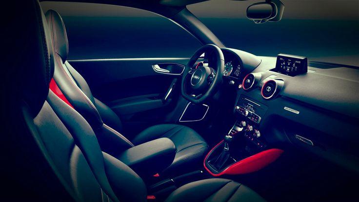 interior 2015 Audi S1 2015 Audi S1 Sporty