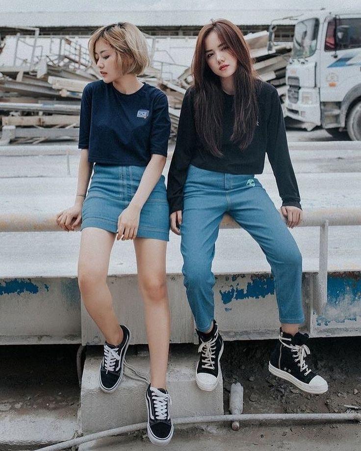 "3,408 curtidas, 17 comentários -  Korean Fashion (@koreanfashiondaily) no Instagram: ""{my own personal @88jjennii} #셀피 #셀스타그램 #일상 #소통 #셀카 #fallfashion #좋아요 #얼스타 #kstyle #스타일 #데이트 #블로그…"""