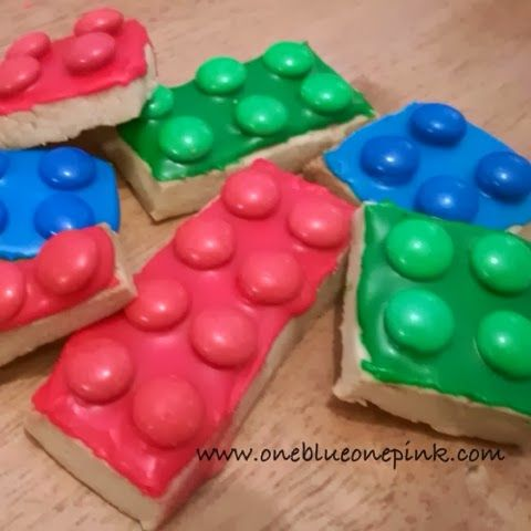 Lego Biscuits!