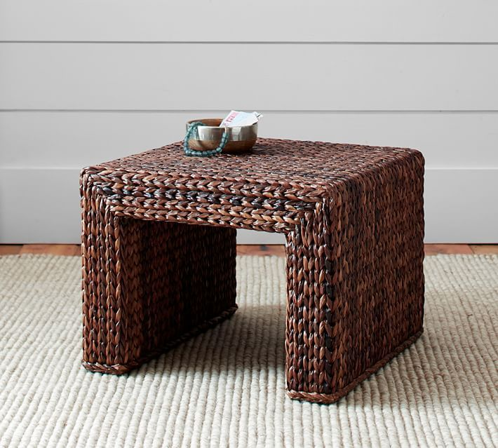 Seagrass Woven Coffee Table