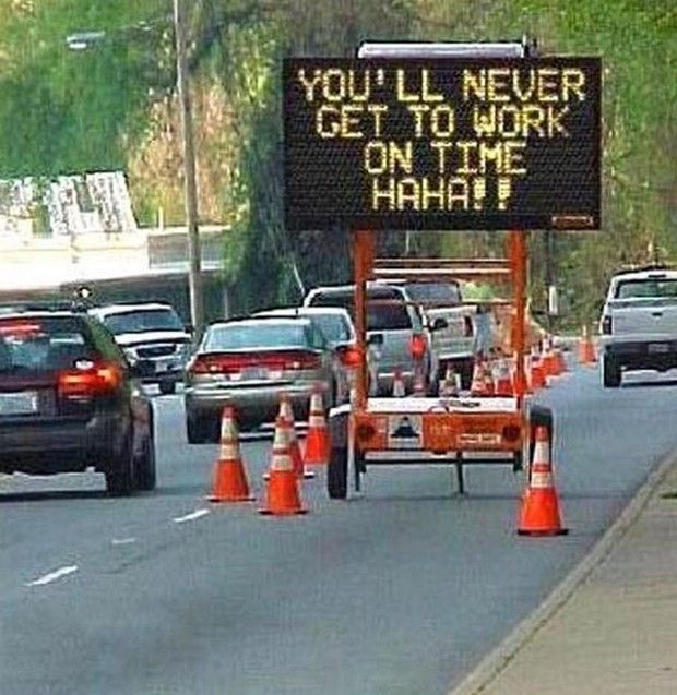 You'll never get to work on time haha!! from Scarlet Head