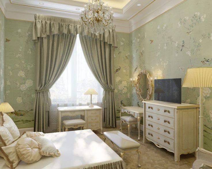 Зеленые обои в интерьере. Зеленые обои в гостиной могут стать основой уютного интерьера, располагающего к семейным беседам и неспешному отдыху...