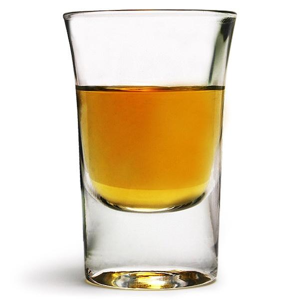 Hot Shotglas 3,4 cl 6 st - Dryckesglas.se