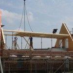 Wij verzorgden op het werk Woning Mannee te Goes: - Prefabricage en de montage van de wand, vloer en dakelementen.