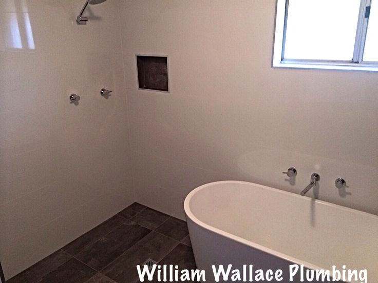 Almost done! Bathroom renovation at Cronulla with Matt Brown Constructions