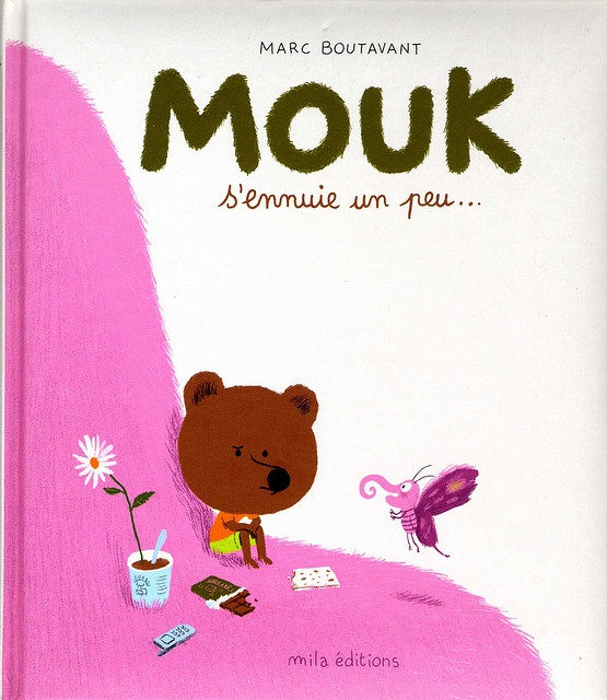Travel around the world with Mouk. Marc Boutavant's beautiful retro influenced illustrations are packed full of details and surprises for your child to explore. Mouk's adventures have also been made into a television series which retain the original charm of the book.