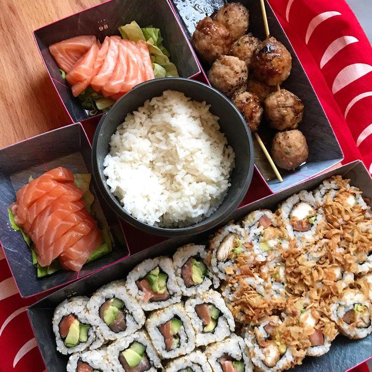 [I ate] Japanese takeaway! https://i.redd.it/r3z6a81edgg01.jpg