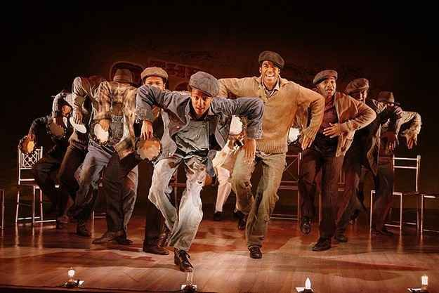 The Scottsboro Boys | The 43 Best Musicals Since 2000