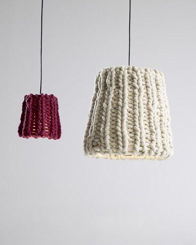 Strick Lampen