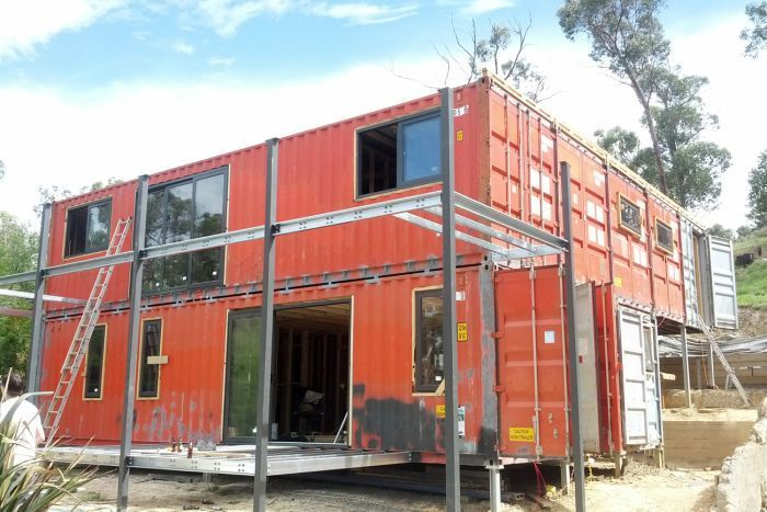 41 Best Shipping Container Residence Ideas Images On