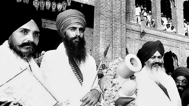 Operation Blue Star: India's first tryst with militant extremism