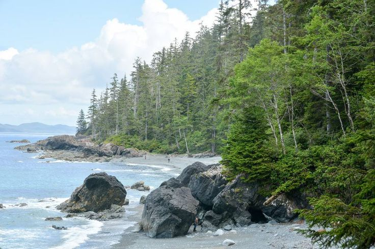10 things hikers can expect to see on the North Coast Trail in B.C.