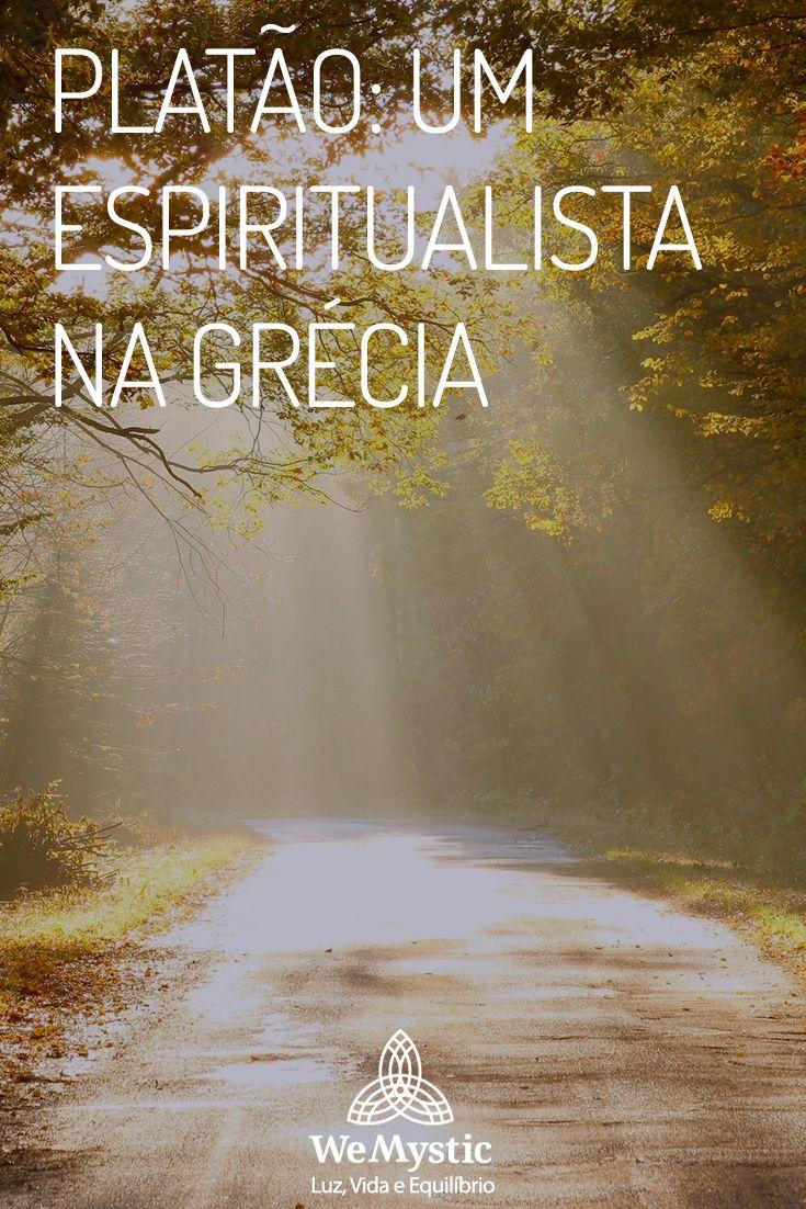 Platao Precursor De Allan Kardec Wemystic Brasil Platao Oracao Do Dia Significado Dos Sonhos