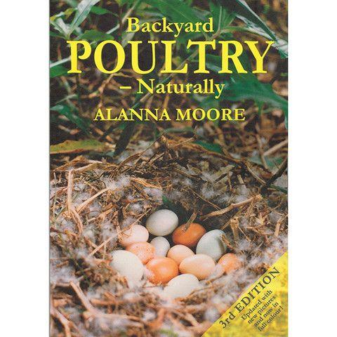Backyard Poultry Naturally 3rd Edition – Earth Garden