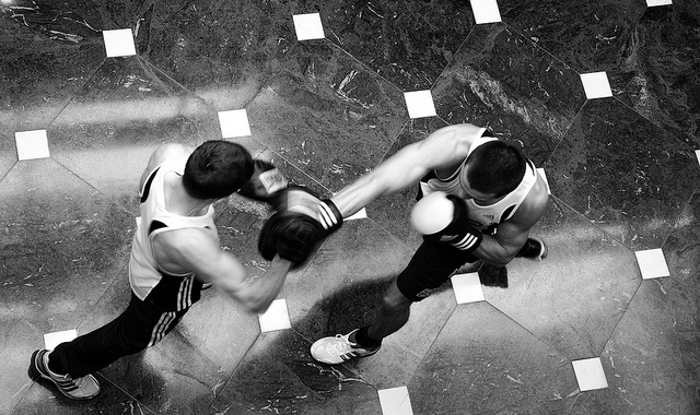 Team GB Boxing by James_Farley, via Flickr