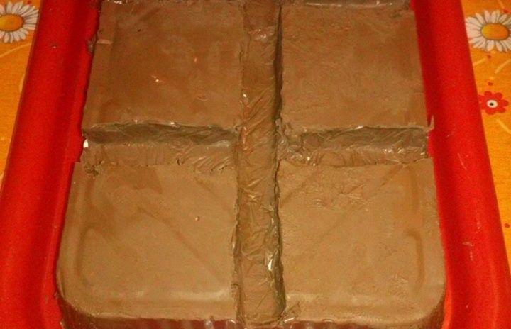 Torta kinder cereali - www.cucinandomania.it