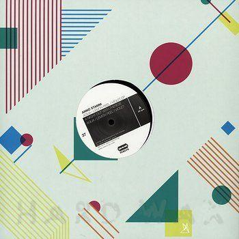 Cover art - Anno Stamm: Aqua Lemon Peel Violet EP