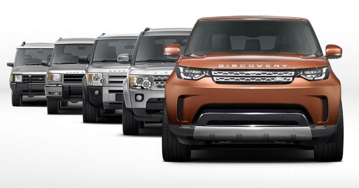 2017 Land Rover Discovery Could Launch With 2.0-Liter Diesel Engine #Diesel #Land_Rover
