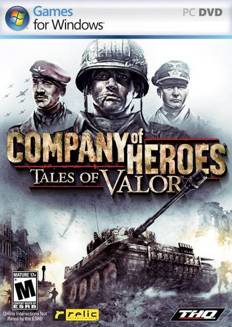 Full Version PC Games Free Download: Company of Heroes Tales of Valor Download Full Gam...