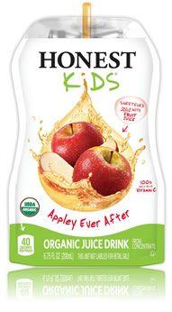 HONEST TEA kids - Refreshingly HONEST®