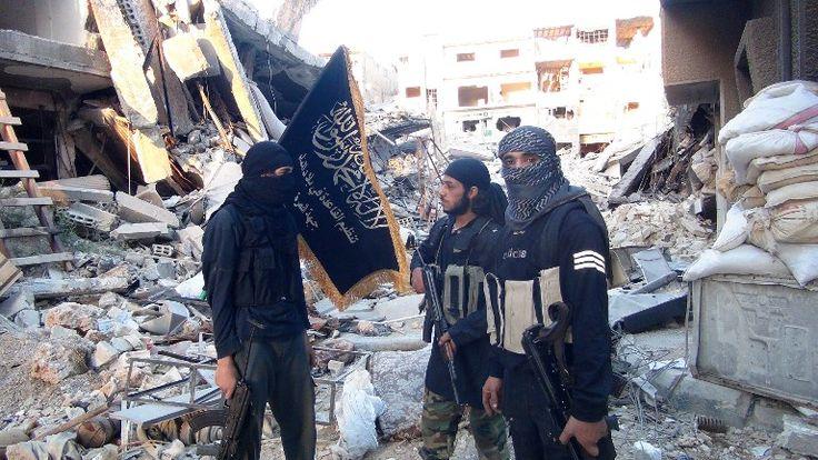 US targets Nusra, Khorasan terror groups in Syria While hitting Islamic State, jets also strike al-Qaeda affiliate al-Nusra Front, as well as Khorasan, said to be plotting terror attack
