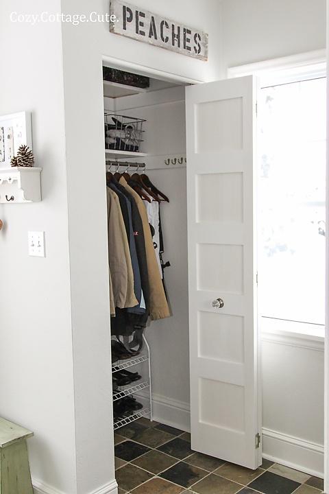 Foyer Closet Storage Ideas : Best entry closet ideas on pinterest
