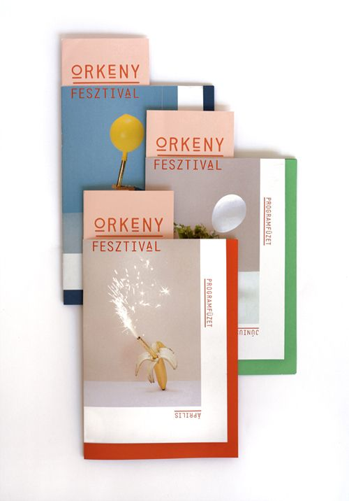 identity for Orkeny Festival