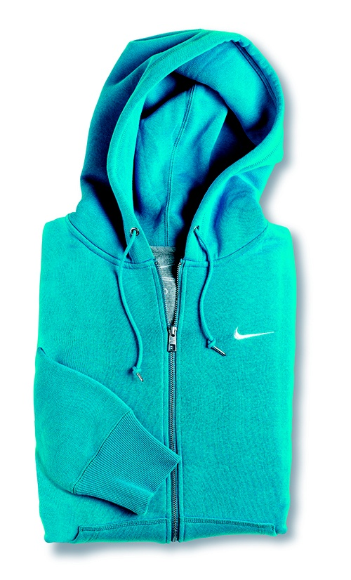 Edgars Father's Day Nike hoody - My wife doesn't like my current sweater. Maybe she'll like this.