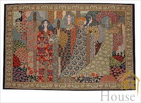 The Aladdin tapestry