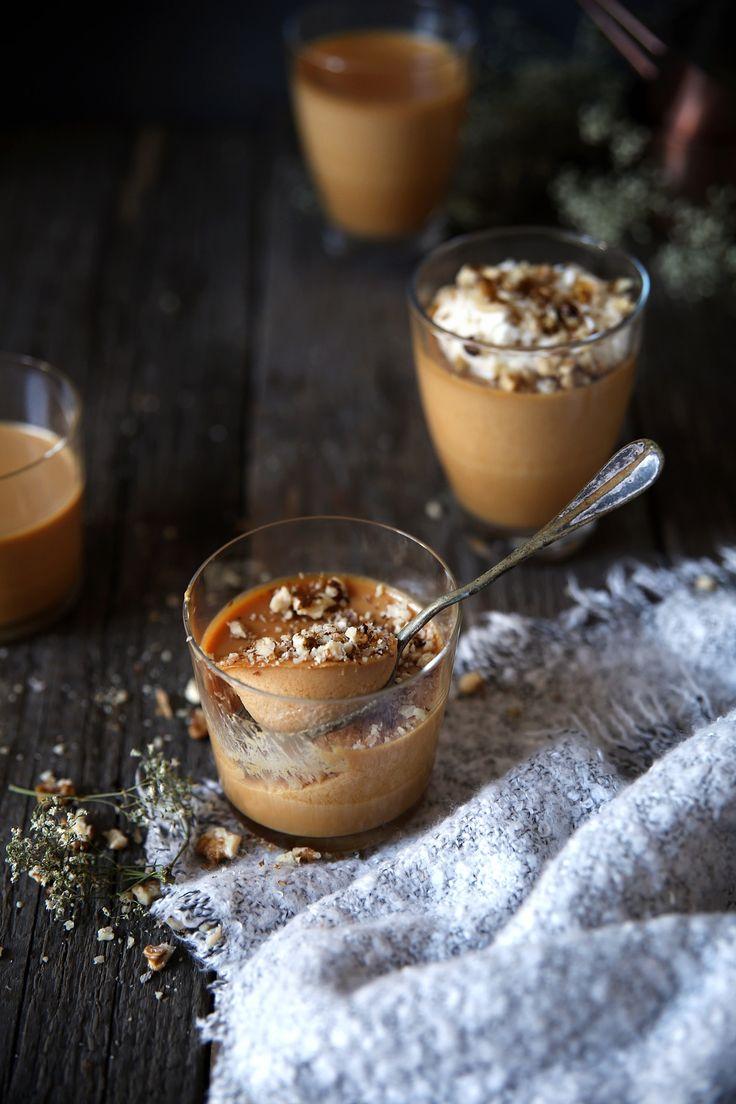 St[v]ory z kuchyne | Caramel PanaCota (Gluten Free)