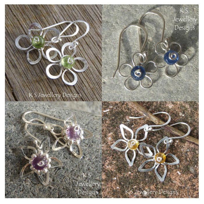 I love these wire flowers.. tried them once, but i think I need to try again..