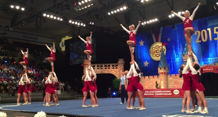 Alabama won two national cheerleading championships Sunday at the UCA/UDA cheerleading championships, and here's how they did it. Watch the winning routines, starting with all-girl team. And here is the[...]