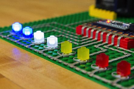 Crazy Circuits are Lego-based electronics kits delivered to your door