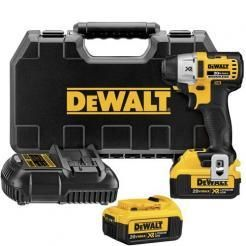 "DeWalt DCF895M2 Brushless Impact Driver 20V Max XR L-Ion 1/4"""" Cordless 3-Speed"