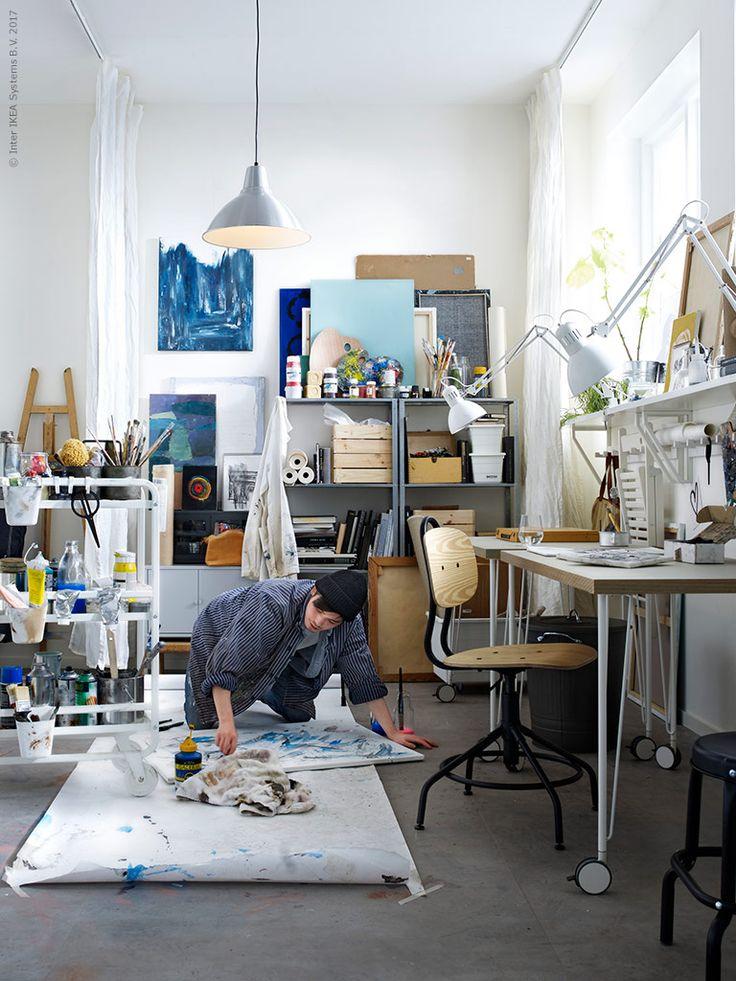 Περισσότερος χώρος για πάθος! | IKEA Life Home - Εμπνευσμένη διακόσμηση στο σπίτι