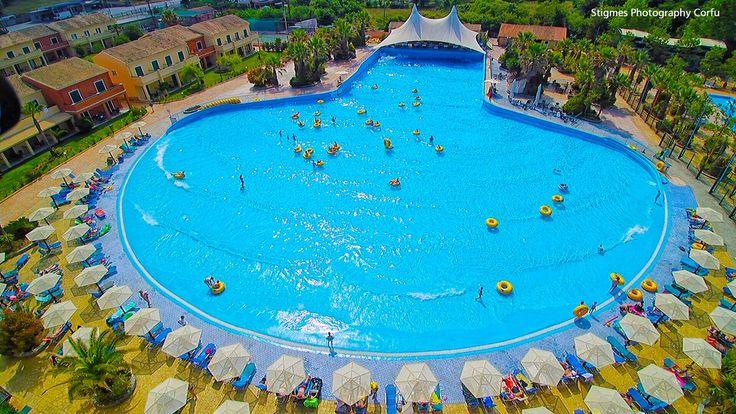 Wave pool!