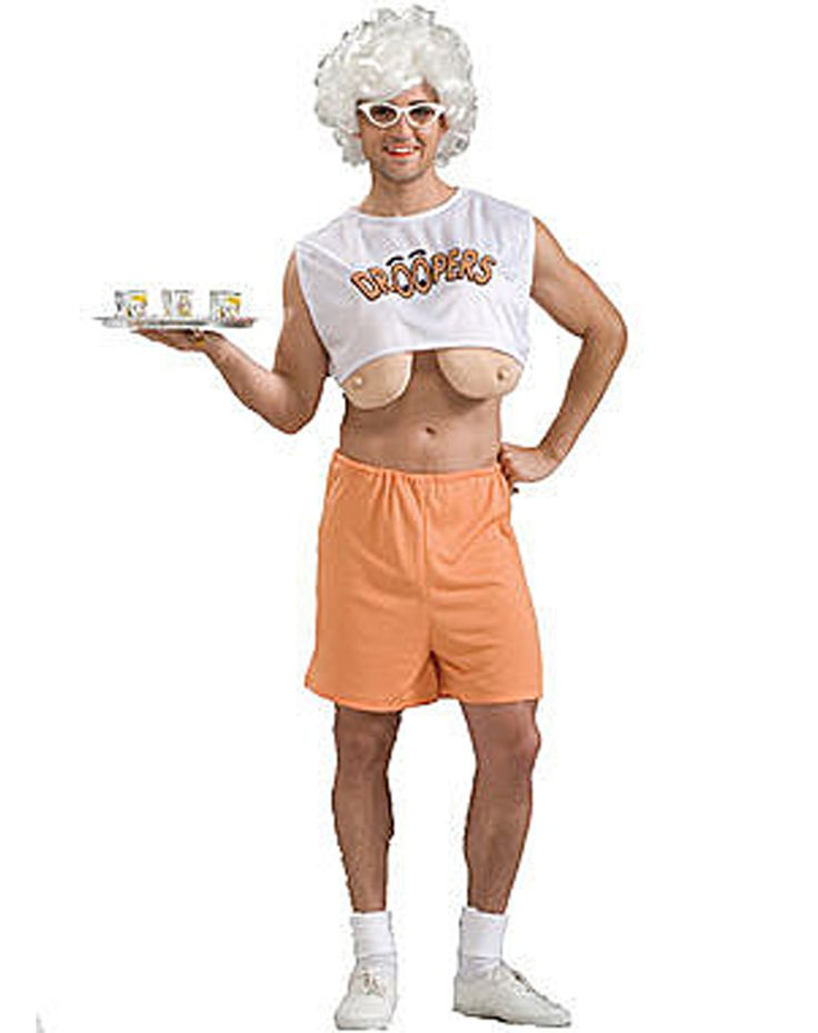 Retired Hooters Waitress Costumes Are Fun For Men To Wear Or Buck S Night Y Women Por Too