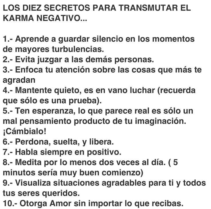 #Meditar #Karma <3