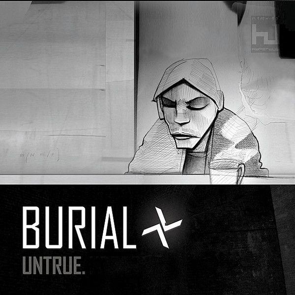 "#2008: ""Untrue"" by #Burial - listen with #YouTube, #Spotify, #Rdio & #Deezer on LetsLoop.com"