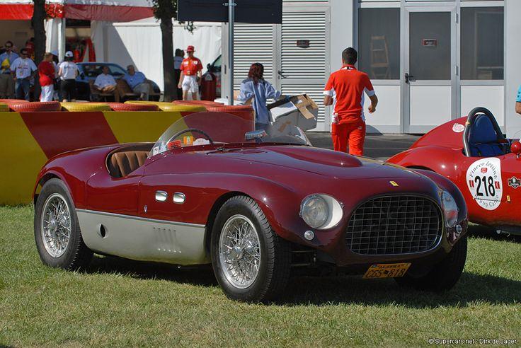 Ferrari 625 TF Berlinetta (#0302TF) '1953 de