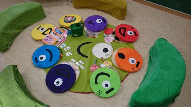 Atelier intelligences multiples: les Octofuns