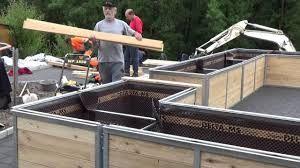 Hochbeet Bausatz einfach selber bauen