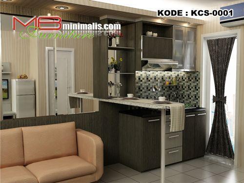 "<h1>Kitchen Set Minimalis Murah</h1> <p style=""text-align: justify;"">MB FURNITURE merupakan produsen <strong>Kitchen Set Minimalis Murah</strong>di kota Bekasi dengan sistem penjualan made by order / sesuai pesanan. kami jual Kitchen Set Minimalis Murah dengan bahan papan kayu olahan/panel wood (multipleks). Finishing laminates system menggunakan bahan HPL (high pressure laminates)</p>"
