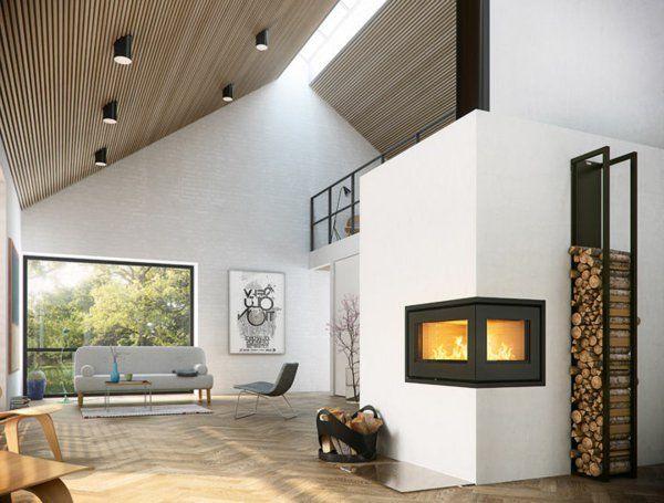 uniquement les 25 meilleures id es de la cat gorie chemin es d 39 angle sur pinterest chemin e d. Black Bedroom Furniture Sets. Home Design Ideas