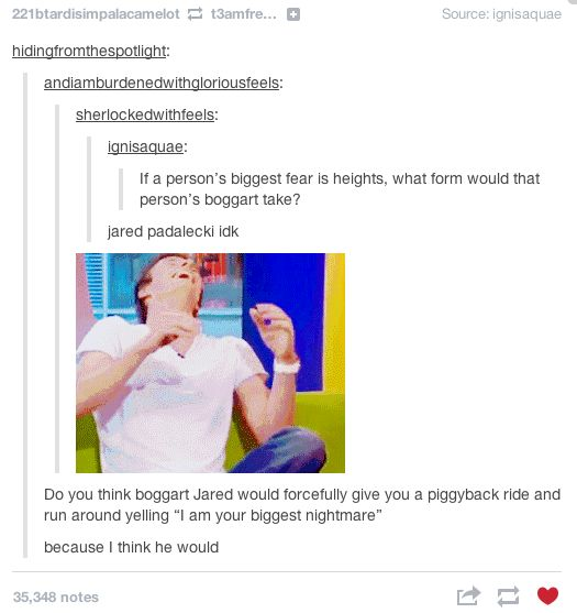 """""""I am your biggest nightmare!""""     Supernatural + Harry Potter<<BEST THING I HAVE READ ALL DAY"""